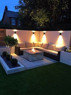 Backyard Pavilion, Backyard Patio Designs, Backyard Landscaping, Backyard Projects, Back Garden Design, Garden Makeover, Dream Garden, Garden Inspiration, Exterior Design