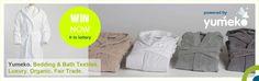 Online raffle: win an eco bathrobe from Yumeko at Greenpicks – pure wellness!