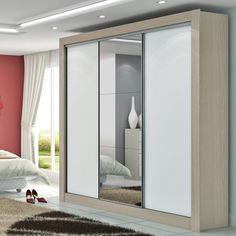 Gostou desta Roupeiro 3 Portas 2 Gavetas Supremo 1057 Tirol/Branco - Madesa, confira em: https://www.panoramamoveis.com.br/roupeiro-3-portas-2-gavetas-supremo-1057-tirol-branco-madesa-4814.html