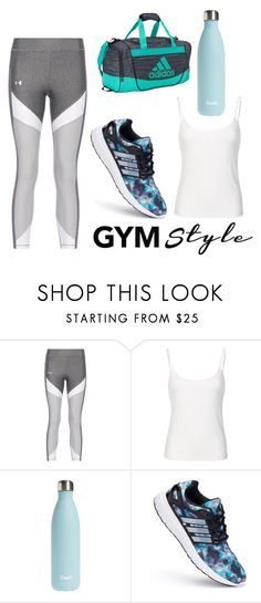 """""""Untitled #103"""" by kcatdee on Polyvore featuring S'well and adidas"""