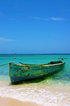 Cayos Cochinos, Bay Islands, Honduras