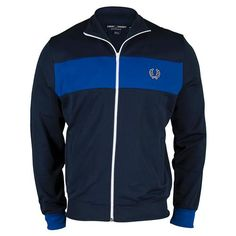 FRED PERRY Men`s Panel Track Jacket
