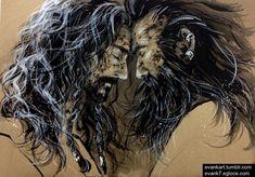 Thorin and Dwalin (2) by evankart on DeviantArt
