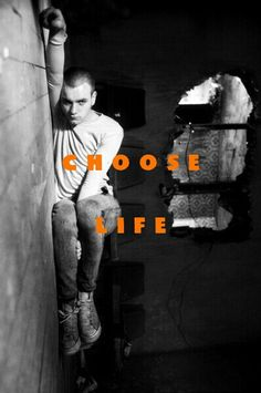 Ewan McGregor - Trainspotting This movie helped me learn more on the effects of drug addiction.