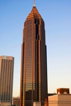 Bank of America Plaza - 1,023 ft (312 m) - Atlanta - http://www.placesofusa.com/georgia/atlanta-city/
