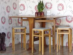 Retro Dining Table By Legate