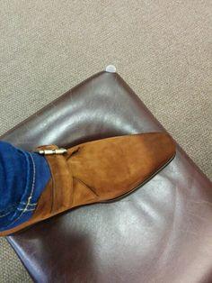 Net gekocht ..Magnanni shoes