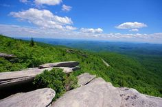 15 Quick Parkway Hikes...Hiking on Blue Ridge Parkway