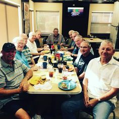 If your looking to have a get together with lots of friends.... Mel's Diner in Ft. Myers is the place! Lots of tables and a room just for your large partyAvailable for Breakfast Lunch and Dinner.