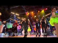 RTS FEVRIER 2013 Fred -  sweet people et les ballets a la folie