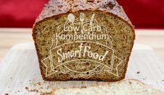 Low Carb Brot ohne Kohlenhydrate