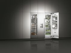 New Vario cooling 400 series from Gaggenau
