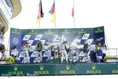 2014 Le Mans 24 Hours - Podium | Flickr - Fotosharing!