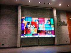 Ethno Port – festival promo for LED screen at Centrum Kultury Zamek Poznan.
