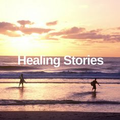 By sharing others' healing stories, I hope to inspire you along your healing journey. We are all in this together