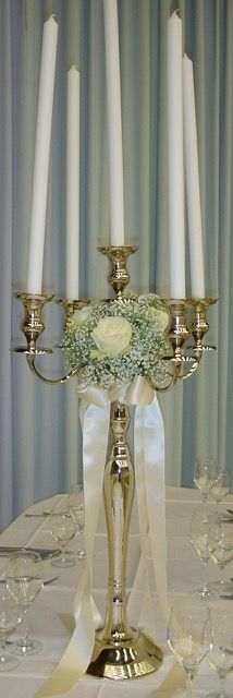 #Kerzenständer #mieten www.wedding-events.ch