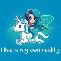 Always be yourself. Unless you can be a mermaid riding a unicorn! ***All orders that contain a new shirt design will ship out in 1-2 weeks*** Escape your respon