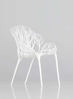 An early version of Ronan & Erwan Bouroullec's Vegetal Chair - which do you prefer? http://www.nest.co.uk/product/vitra-vegetal-chair