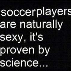 Perks of dating a soccer girl
