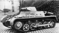 Panzerkampfwagen I Ausf A (SdKfz 101)
