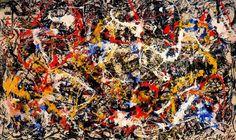Arte para niños: Biografía de Jackson Pollock para niños