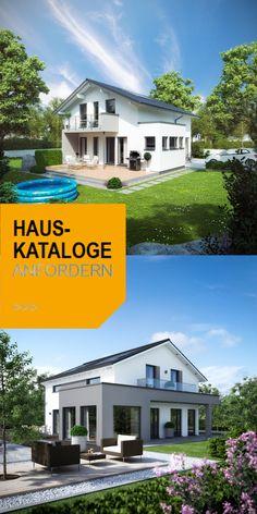 Ihr wollt mehr #Informationen zu unseren Fertighäusern? Dann bestellt euch doch unseren #Hauskatalog nach Hause.   #Fertighaus #Haubau #Tipps #Ausbauhaus #Bauen #Traumhaus #DeinZuhause #Livinghaus