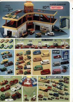 1978-xx-xx Montgomery Ward Christmas Catalog P370 - Peanuts