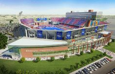 Boise State stadium expansion