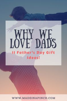 Dads do so much for their families! Here is some gratitude and 11 gift ideas for Father's Day! Fathers Day, Fathers Day gift, Fathers Day gift from kids Easy Fathers Day Craft, Homemade Fathers Day Gifts, Mothers Day Crafts For Kids, Diy Gifts To Sell, Diy Father's Day Gifts, Mother's Day Diy, Trending Christmas Gifts, Christmas Gift For Dad, Unique Christmas Gifts