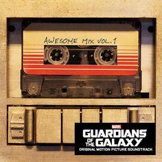 """Guardiões da Galáxia e outras """"coletâneas incríveis"""" do cinema!"""