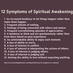 Love Sparks of the Week 12 Symptoms of Spiritual Awakening Spiritual Wellness, Spiritual Awareness, Spiritual Health, Spiritual Guidance, Spiritual Wisdom, Spiritual Practices, Spiritual Awakening Quotes, Spiritual Quotes Universe, Spiritual Love Quotes