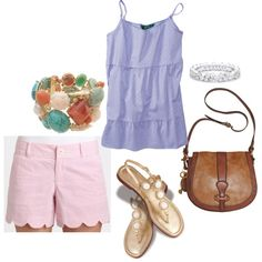 River Picnic, created by abbymcmullen23 on Polyvore