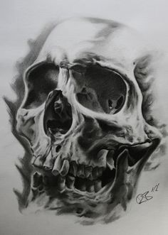 skull-tattoo-drawing.jpg (575×807)
