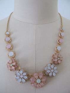 Mega sale! $29.99 now (was $46.30) Candy flowers necklace