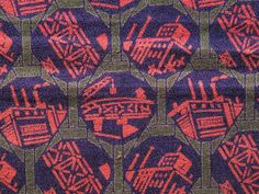 Советский текстиль | 115 фотографий Textiles, Textile Patterns, Textile Design, Pattern Art, Pattern Design, Constructivism, Russian Fashion, Indian Wear, 1920s