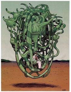 Moebius - Time Masters (1982)