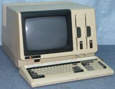This is a large/heavy and very reliable business computer.