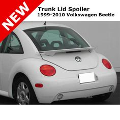 2018 volkswagen beetle colors. Plain Beetle Cool Awesome Volkswagen Beetle 9811 Trunk Rear Spoiler Color Matched  Painted BLACK L041 2018 Intended Volkswagen Beetle Colors