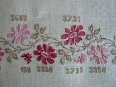 Анна's media content and analytics Embroidery Sampler, Hand Embroidery Designs, Beaded Embroidery, Cross Stitch Embroidery, Book Crafts, Diy And Crafts, Palestinian Embroidery, Beaded Cross Stitch, Floral Motif