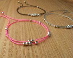 ☆ Bracelet Argent 925 / King crab