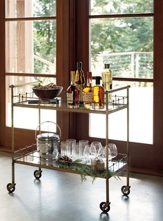 Rejuvenation Holiday: Is your holiday bar ready to roll?