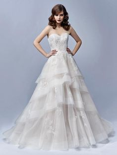 Bule by Enzoani Couture  Bridal Gown Style - Jessie