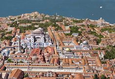 Γραφιστική αναπαράσταση της Αυτοκρατορικής Κωνσταντινούπολης όπως δεν την έχετε ξαναδεί | ingossip.gr