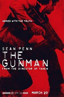 The Gunman on DVD June 2015 starring Sean Penn, Javier Bardem, Idris Elba, Ray Winstone. In The Gunman, Sean Penn stars as a former special forces soldier and military contractor suffering from PTSD. He tries to reconnect with hi Imdb Movies, 2015 Movies, Latest Movies, Javier Bardem, Sean Penn, Free Movie Downloads, Full Movies Download, Movies Box, Good Movies