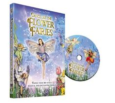 Dance Like The Flower Fairies [DVD] [2009]