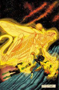 SINESTRO #5   DC Comics
