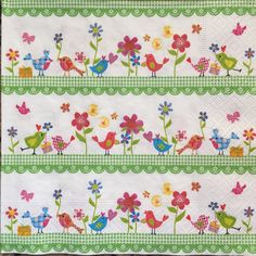 Paper #Napkins, 3 ply, 33x33 cm (or 13x13 inches) for #Decoupage #crafts #collection & parties: Price: $1,5 /per item Shipping: $2 (combined shipping if more than 1 item)