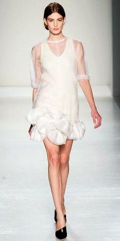 Victoria Beckham - NYFW fall 2014