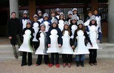 Ideas disfraz escolar de Ajedrez   Aires de Fiesta