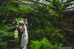 Morris Arboretum Wedding Pictures